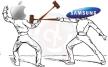 Apple-vs-Samsung-Gizmolord.com_
